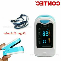 CONTEC CMS50NA OLED Pulse Oximeter Blood Oxygen Monitor SPO2