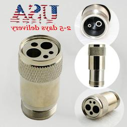 Dental Tubing Adapter Changer M2 2 Holes to 4 Holes for high