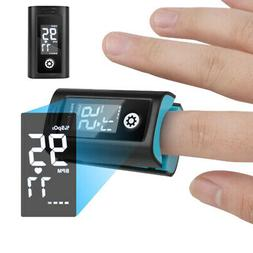 Finger Pulse Oximeter SpO2 Blood Oxy Saturation Pulse Rate C