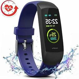 MorePro HRV Fitness Tracker Heart Rate, Activity Tracker wit