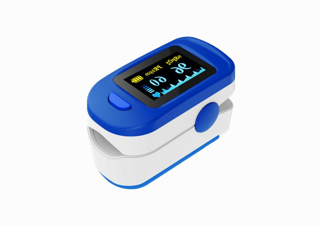 Finger Pulse Blood Monitor Approved