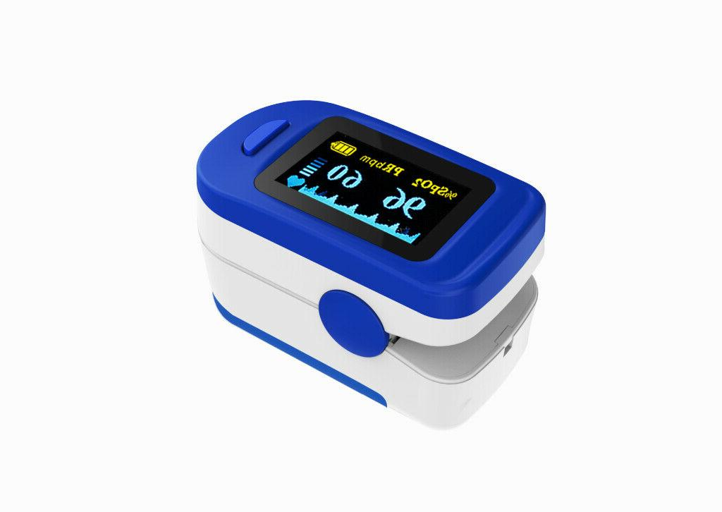 Blood Oxygen Monitor FDA Approved