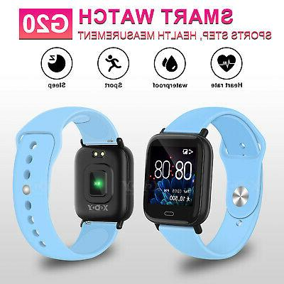 XGODY Sports Smart Watch Waterproof IP67 Bracelet For Android iPhone