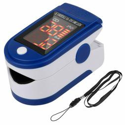 Pulse Oximeter Blood Oxygen Saturation SpO2 Heart Rate O2 Pa