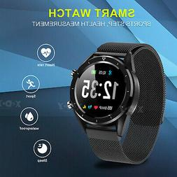 XGODY Waterproof Sports ECG Smart Watch Pedometer Blood Pres