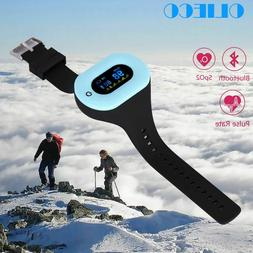 Wrist Pulse Oximeter Sensor Bluetooth Oxygen Saturation Dete